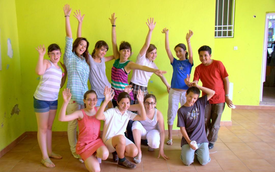 Inicio del curso 2009-2010