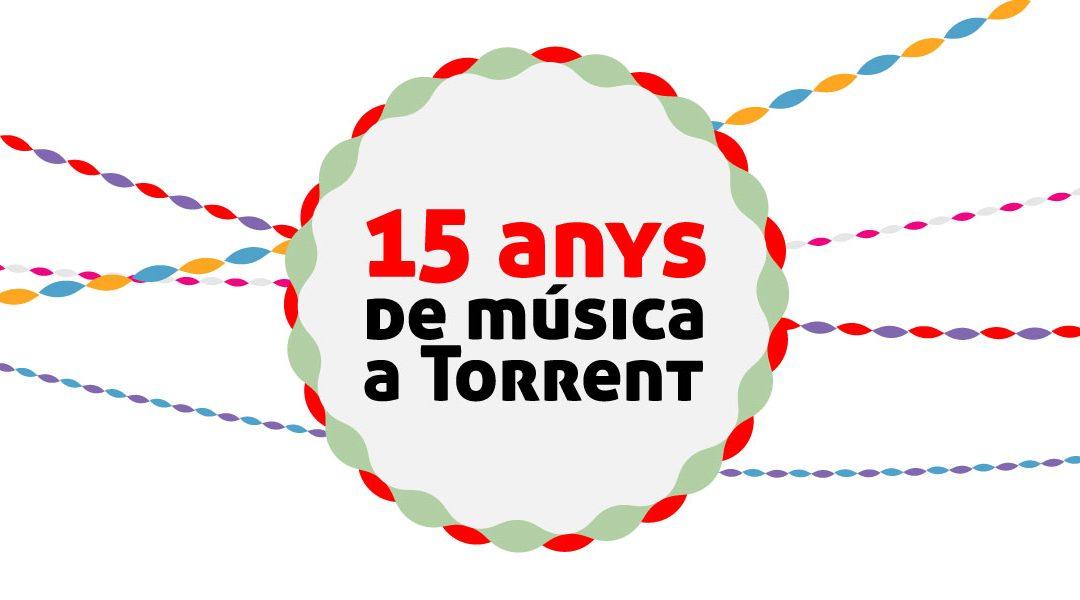 15 años de música