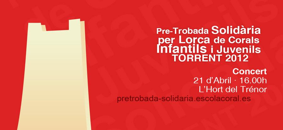 Invitació Pre-Trobada Solidària