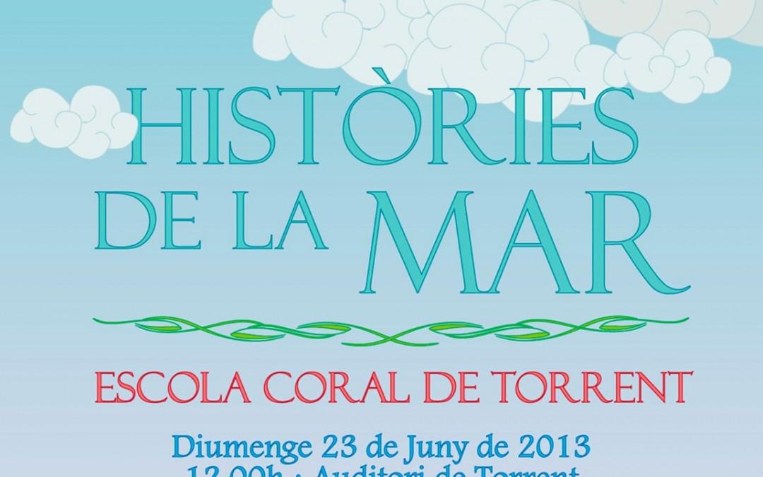 Cartell Històries de la Mar