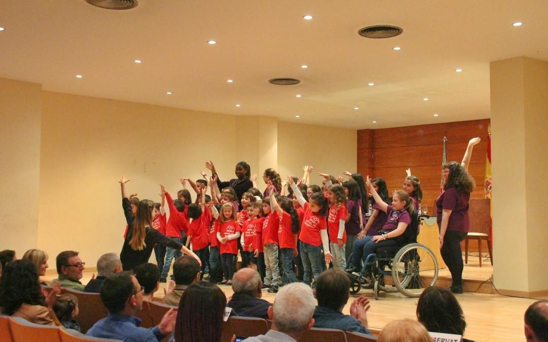 Escola Coral de Torrent en la Setmana de la Llengua