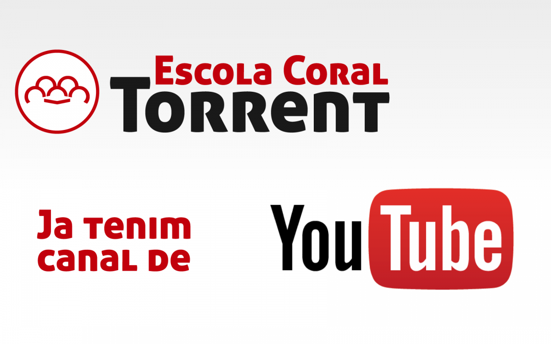Estamos en YouTube!