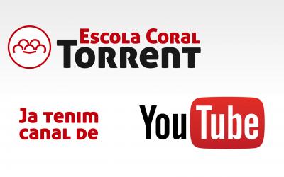 Estamos en YouTube!
