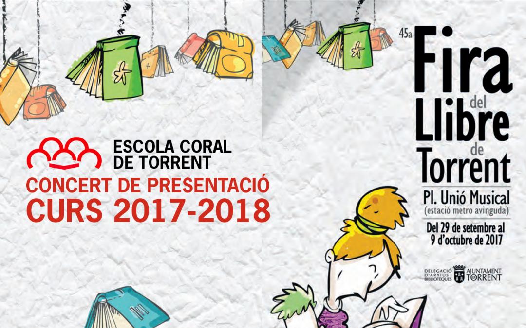 Concierto Inicio de curso 2017-2018