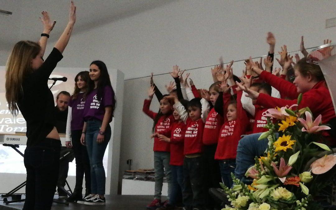 «30 anys d'ensenyament en valencià a Torrent»