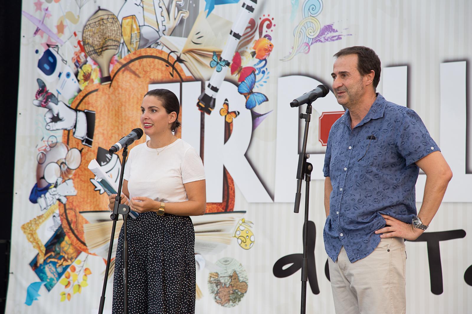 Patricia Saez y Jesús