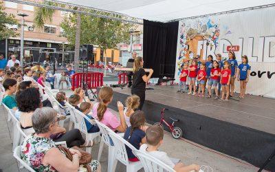 Presentación Torrent, un poble ple de contes (III) en la Feria del libro