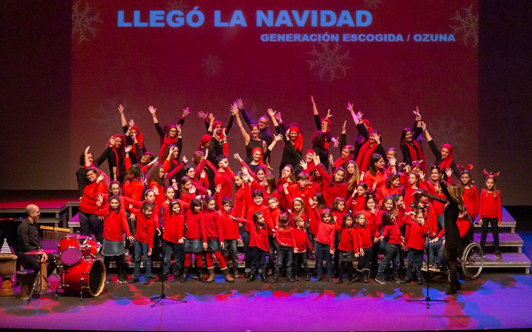 Compartint el Nadal – Concierto de Navidad 2019